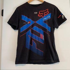 Fox | Graphic Tee Shirt